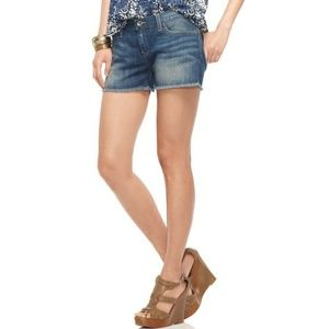 Lucky Brand Riley Cut Off Shorts